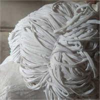 White Plain Cotton Cord