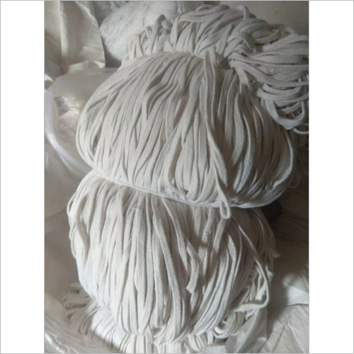 White Cotton Dori