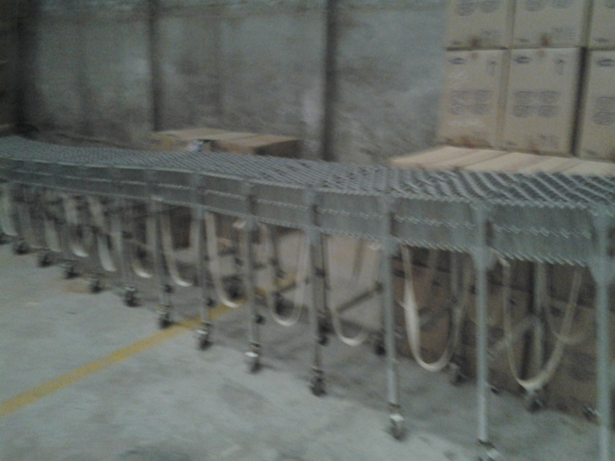 Skate Wheel Conveyor