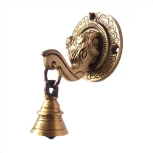 Brass Wall Hanging Bell