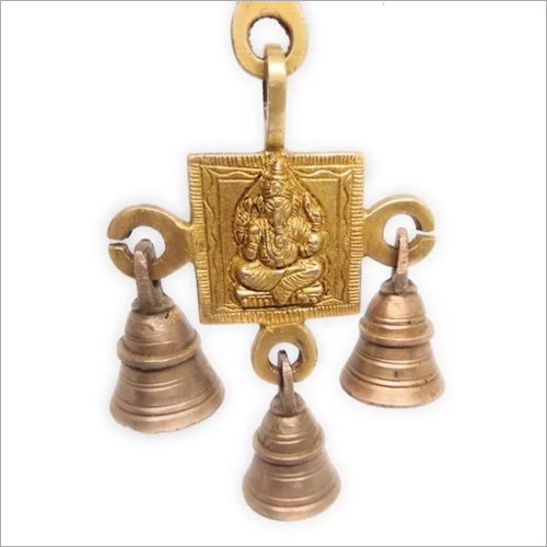 Wall Mounted Brass Door Bell