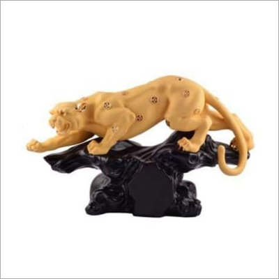 Non Toxic Copper Panther Statue