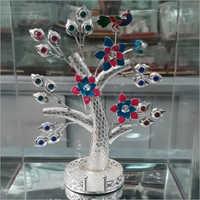 Decorative Silver Tree