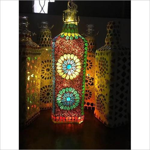 Handmade Hanging Glass Lamp Shades