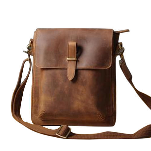 Designer Leather Sling Bag