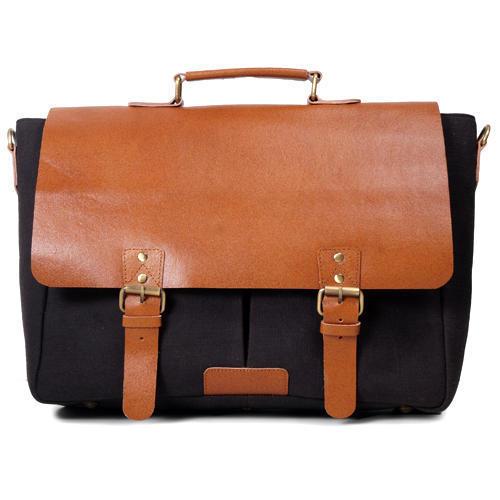 Designer Leather Camera Bag