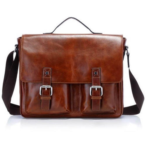 Messenger Leather Sling Bag