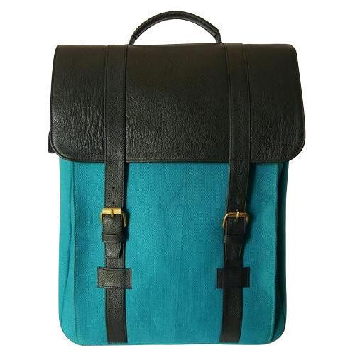 School Leather Backpacks