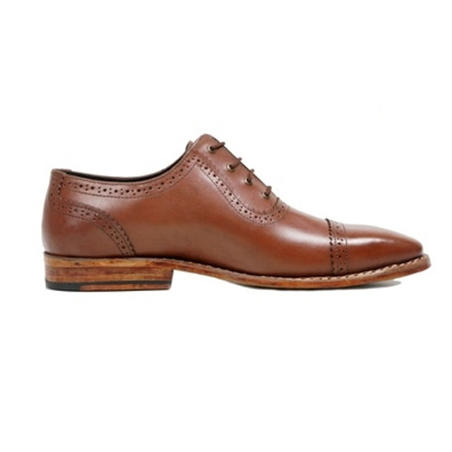Brown Handmade Leather Shoes