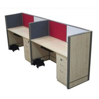 Jazz 45mm Partition Workstation