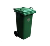 120 Litre Plastic Recycle Dustbin