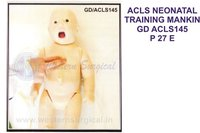 ACLS NEONATAL TRAINING MANKIN GD ACLS145