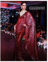 Bollywood celebrities Designer Saree