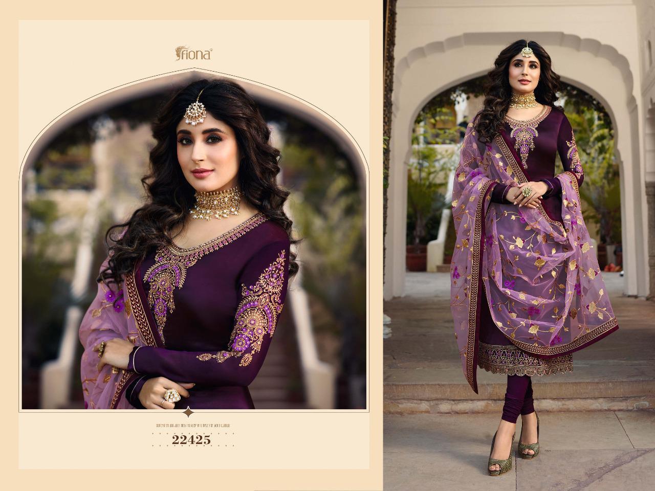 Fiona 22425 designer suit