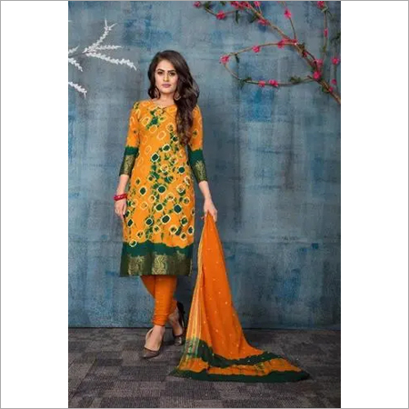 Trendy  Bandhej salwar kameez