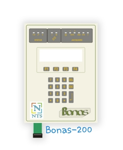 Keypad for Bonas 200 Controller