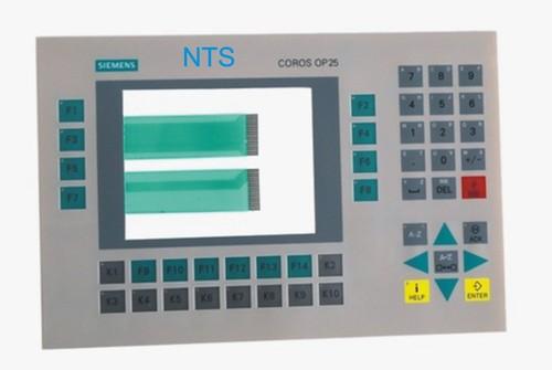 Keypad for Siemens Coros OP25 HMI Display