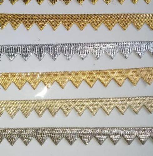 Cutwork samosa lace