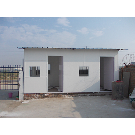 Prefabricated Servant Room