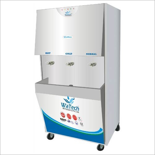RO Cooler With Hot Water Dispenser