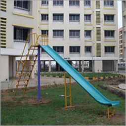 Outdoor Playground Slide