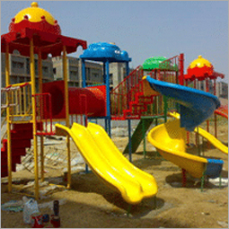 Outdoor Playground Multiplay Station