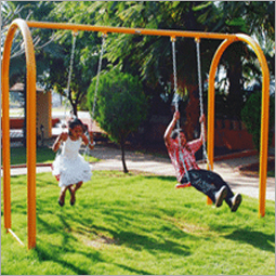 Outdoor Playground ARC Swing