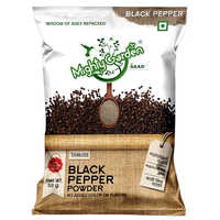 50g Black Pepper Powder