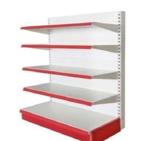 Single Side Supermarket Rack