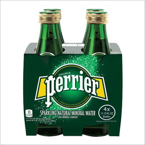 330ML Perrier Sparkling Natural Mineral Water