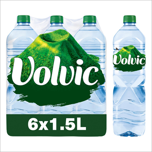 Volvic Natural Mineral Water