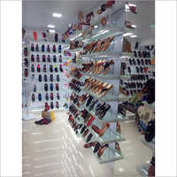 Commercial Display Shoe Racks