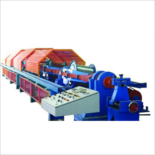 Wire Skip Stranding Machine