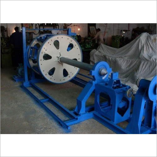 Cable And Wire Twisting Machine