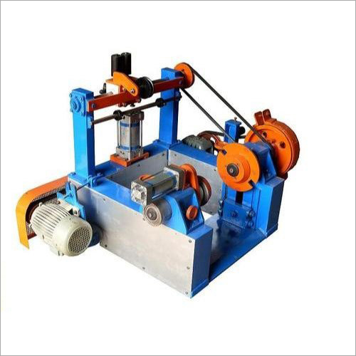 Mild Steel Wire Takeup Machine