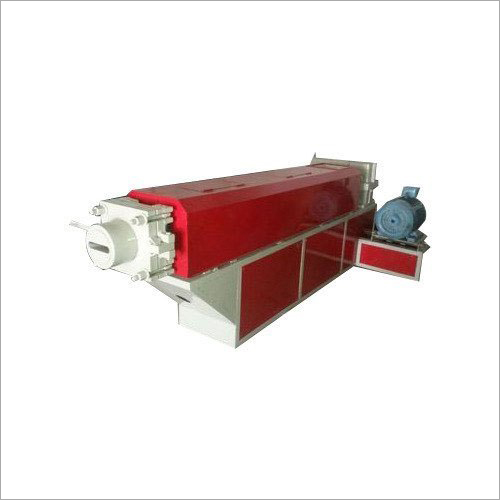 PVC Wire Extruder Machine