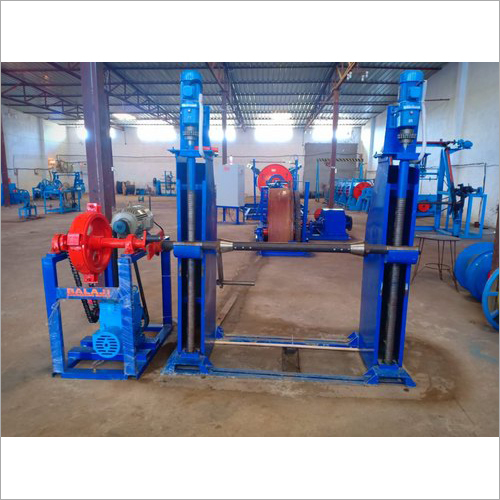 3 And 1 Cable Laying Machine