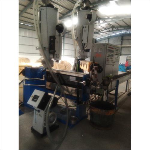 PVC Wire Extruder Machine
