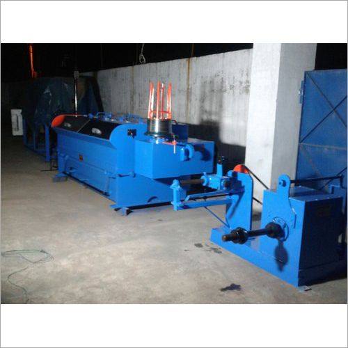 Intermediate Aluminium Wire Drawing Machine