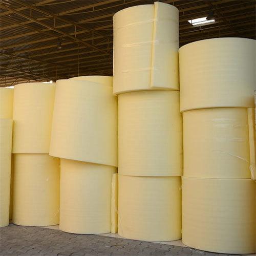 Yellow EPE Foam
