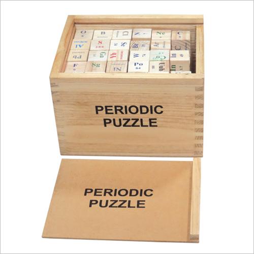 Periodic Puzzle