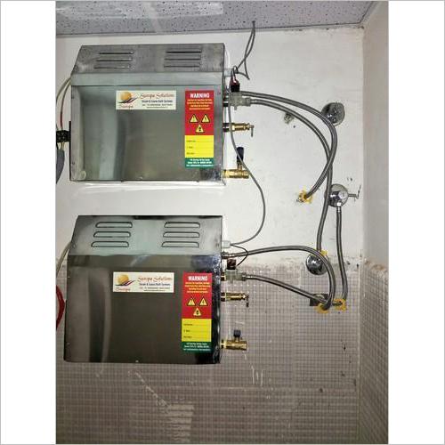 Body Steam Bath Generator