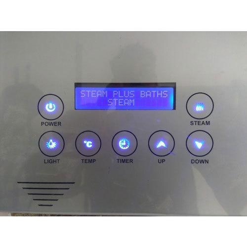 Steam Bath Touch Control Panel