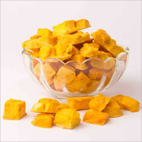 Freeze Dried Mango Cubes