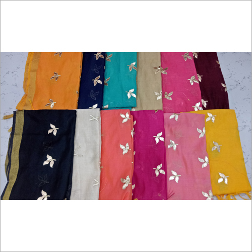 Ladies Chanderi Dupatta