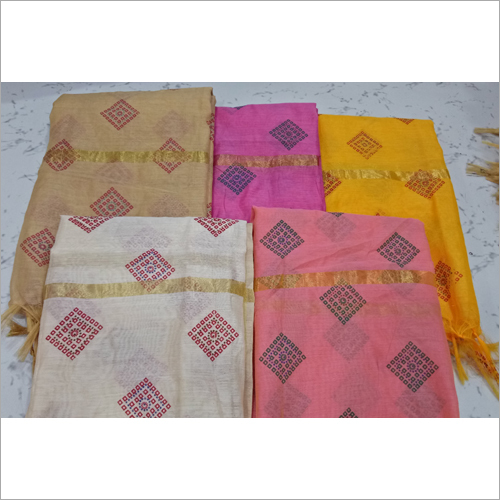 Fancy Chanderi Dupatta
