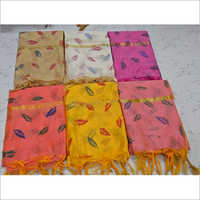 Designer Chanderi Cotton Dupatta