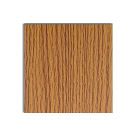 Wood Grain Powder Coating