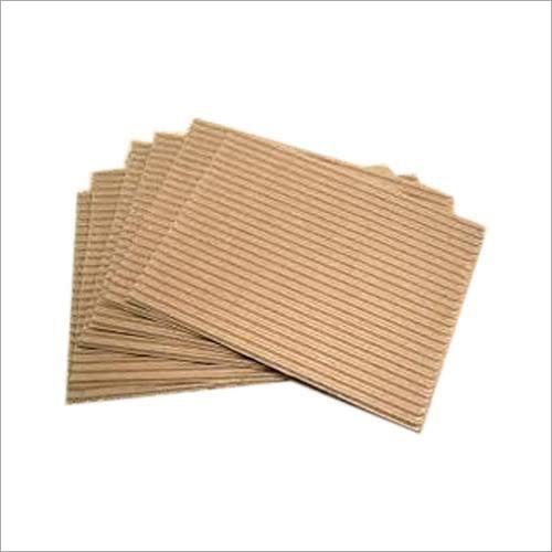 Corrugated Cardboard Sheet