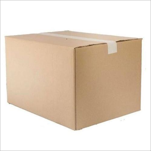 Brown Paper Carton Box